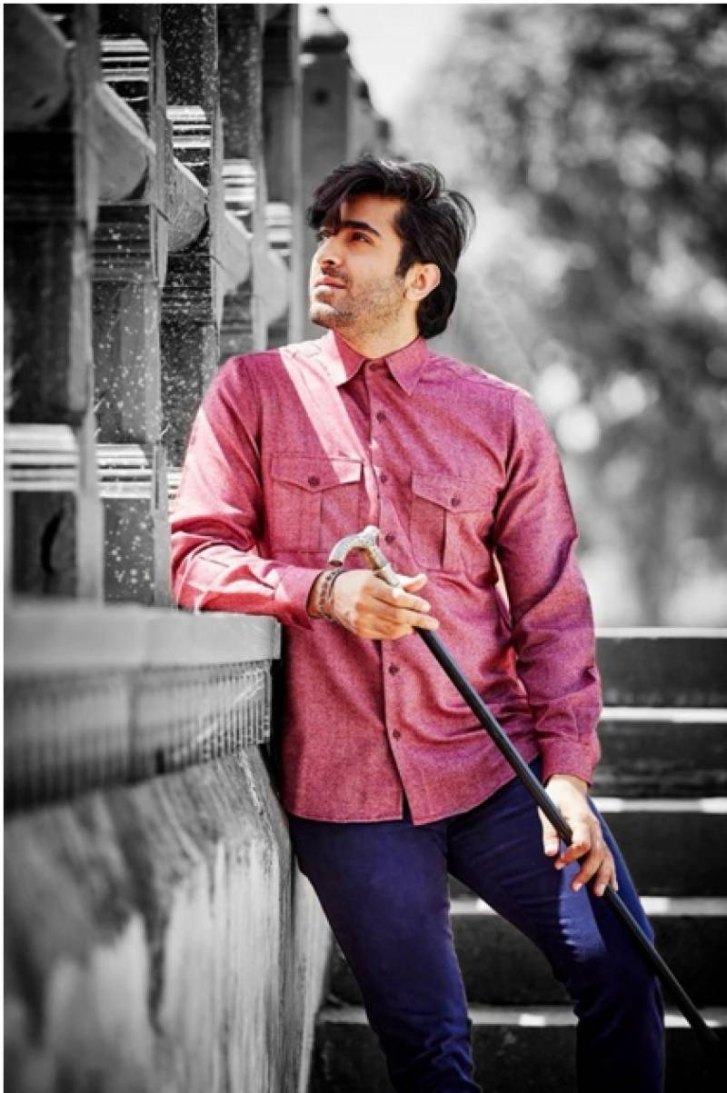 OPPO explores the beauty of Pakistan with Sheheryar Munawar through AI colour portrait feature on OPPO Reno4