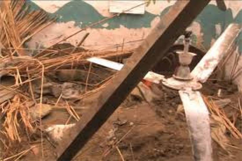 Three children dead in Hafizabad roof collapse incident