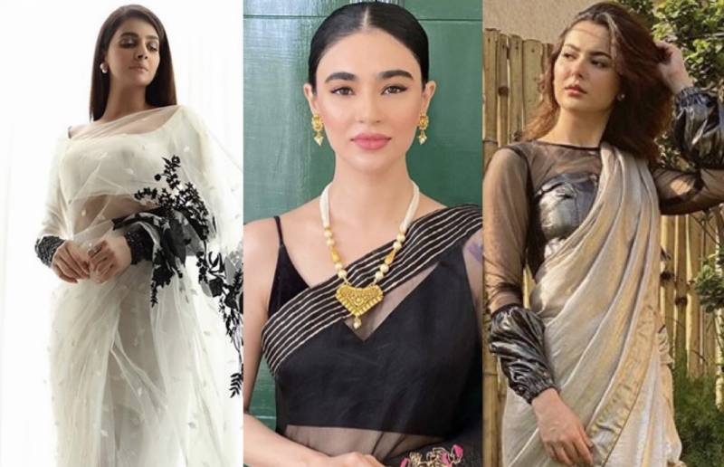 The best 3 saree styles from our favourite celebrities