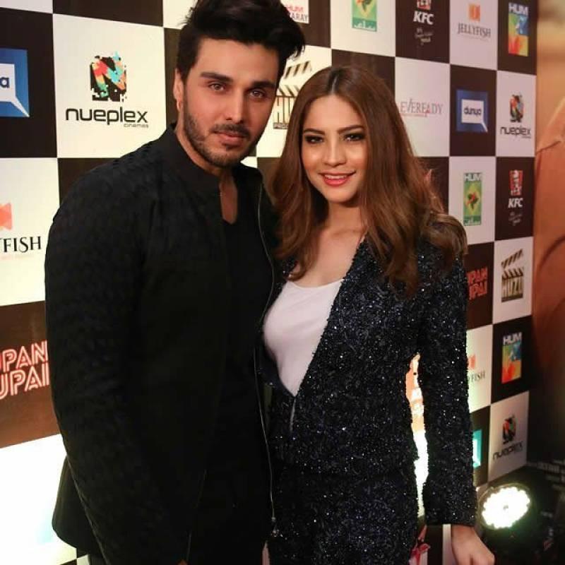 Ahsan Khan and Neelam Munir to work together in new drama serial