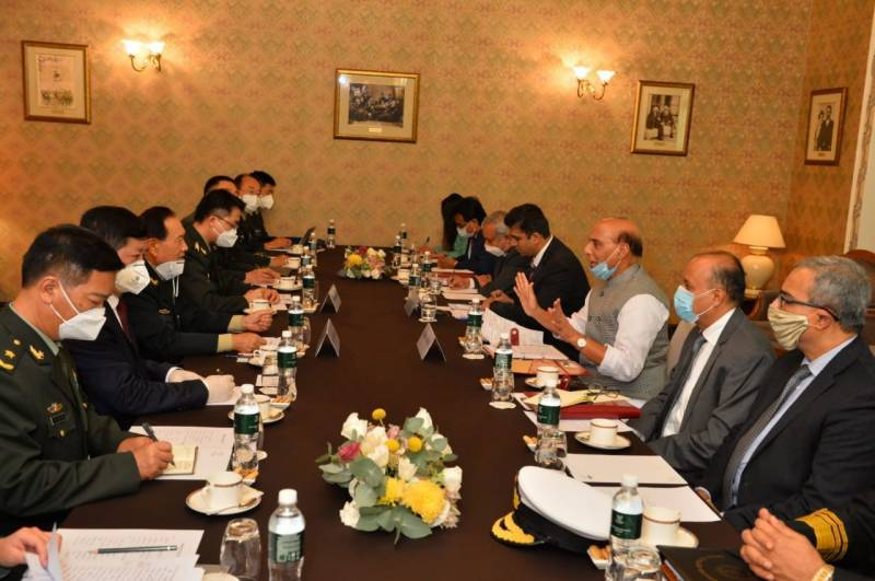 China, India agree to ease tension along LAC