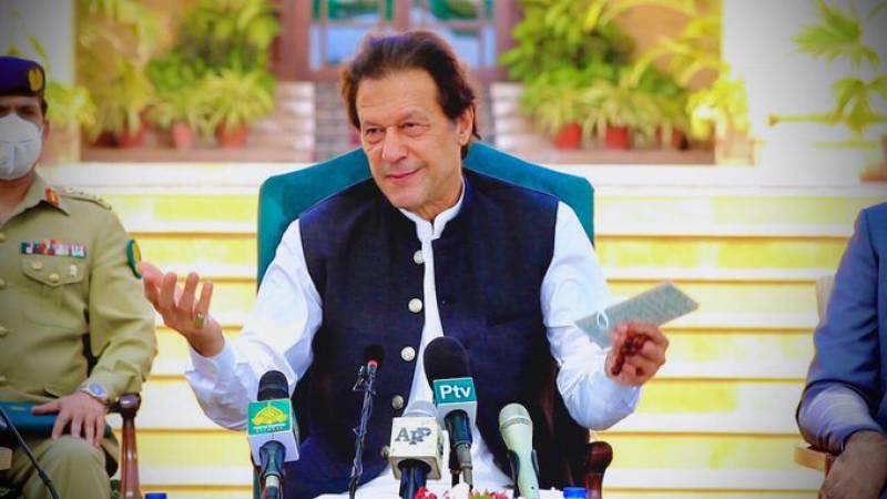 MQM delegation calls on PM Imran in Karachi