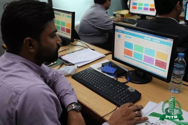 PITB Conducts e-FOAS training for South Punjab Secretaries