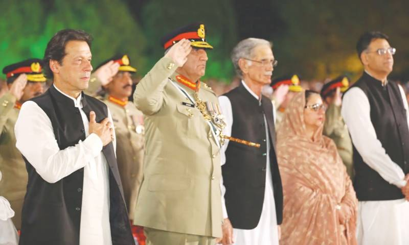 No enemy can defeat a nation so united in purpose: Pakistan PM