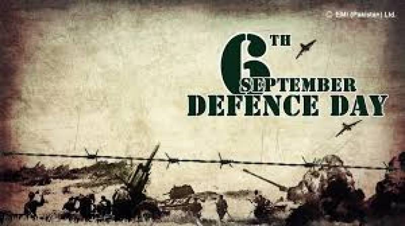Pakistan observes Defence and Martyrs Day today