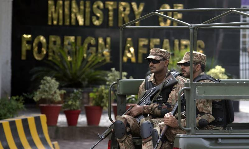Pakistan summons Indian envoy over LoC violations