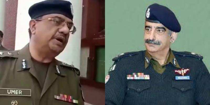 IG Punjab-CCPO Lahore tussle takes ugly twist