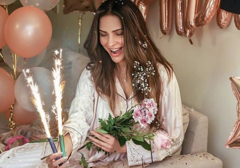 PICTURES—Fouzia Aman celebrates her birthday with close friends