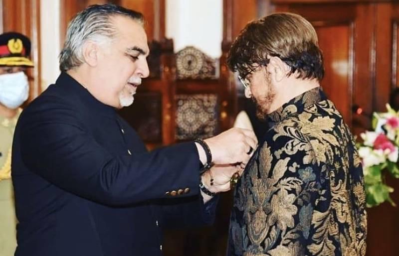 Rizwan Beyg finally honoured with Tamgha-e-Imtiaz