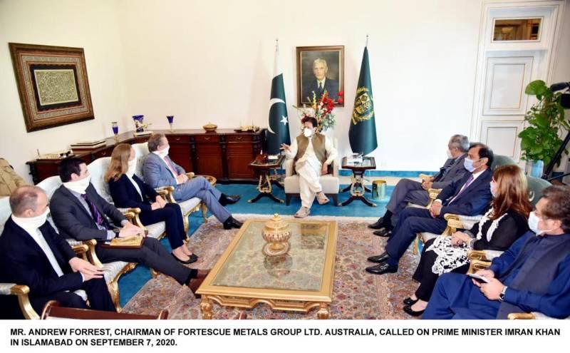 Australian firm to transfer technology to Pakistan
