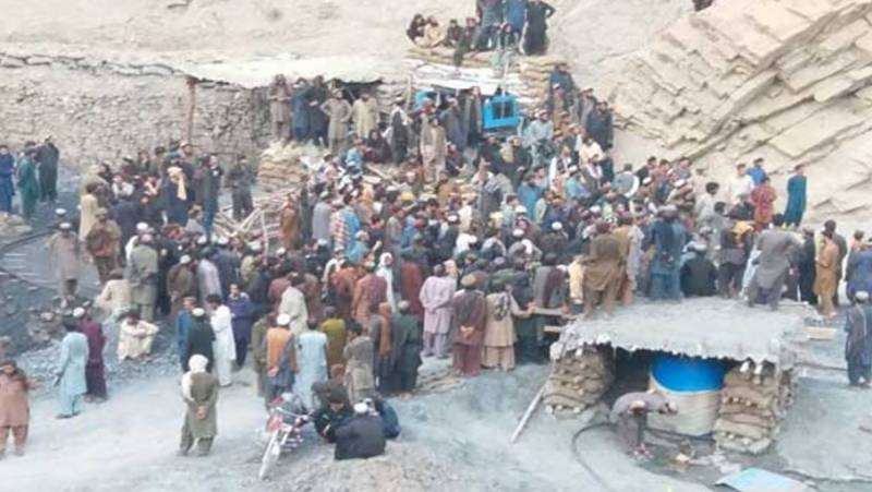 Mohmand marble mine collapse toll rises to 17