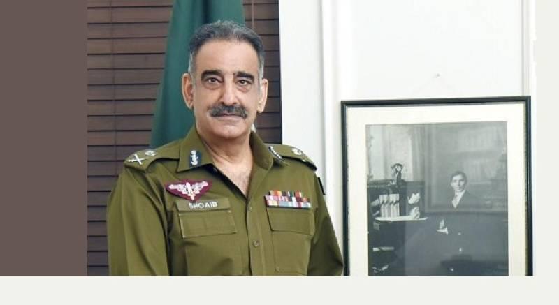 Shoaib Dastagir removed as IGP Punjab