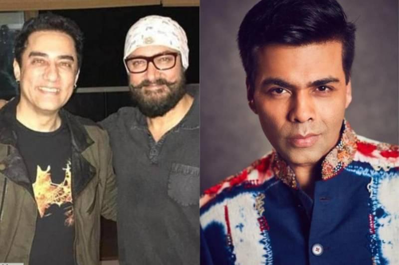 Aamir Khan's brother reveals how Karan Johar insulted him at an event