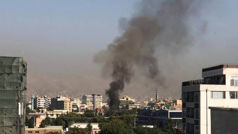 Afghan Vice President Saleh escapes bomb blast in Kabul