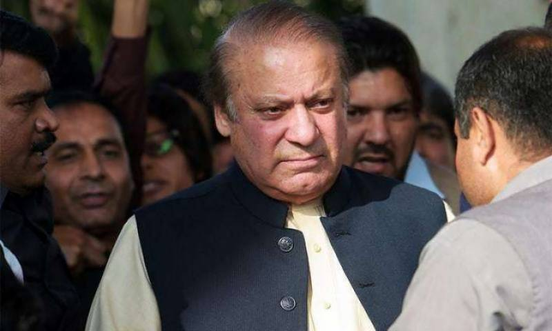 Nawaz Sharif moves petition against surrender orders