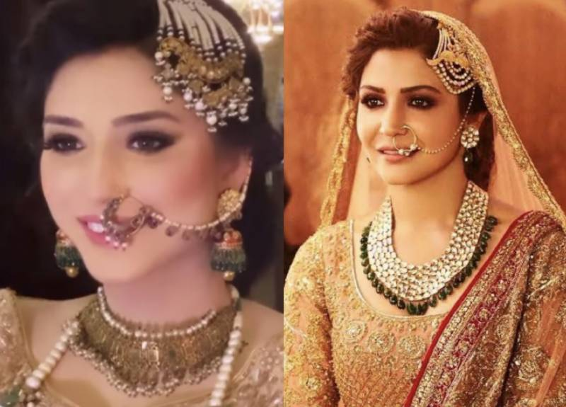 UNCANNY: Ramsha Khan looks just like Anushka Sharma in recent makeover