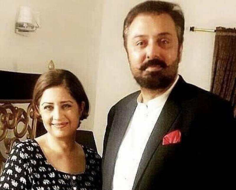 Atiqa Odho finds Nauman Ijaz's infidelity remarks 'naughty and entertaining'