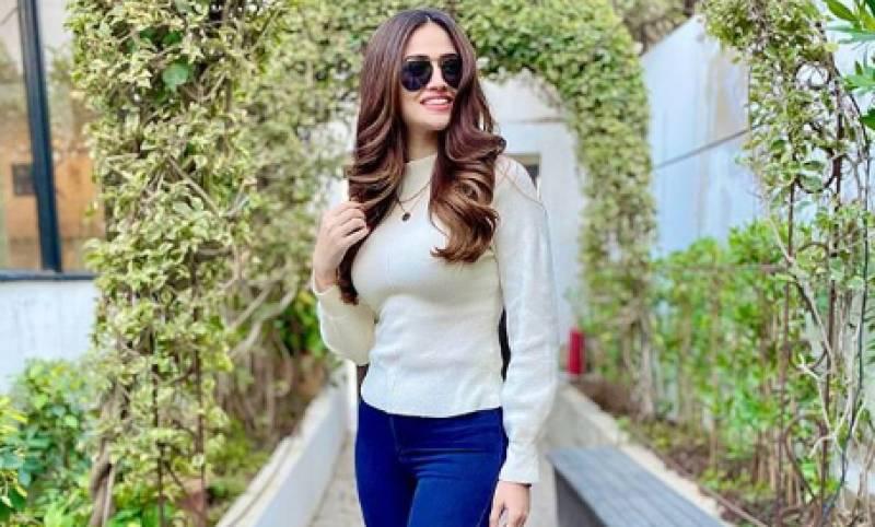 Sana Javed hits 5 million followers on Instagram