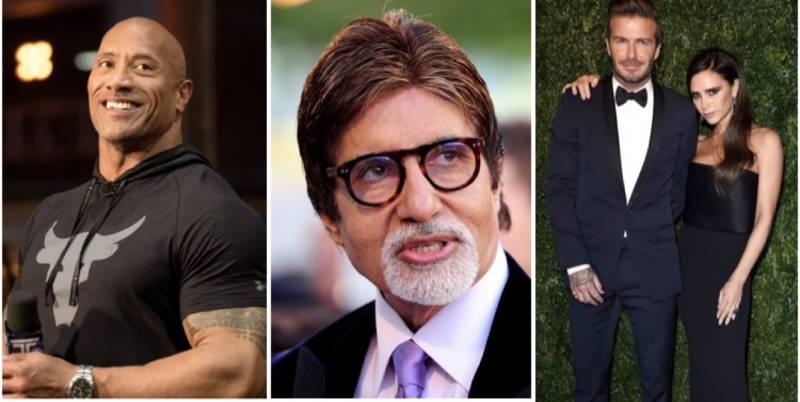 Celebrities who recently tested positive for Coronavirus