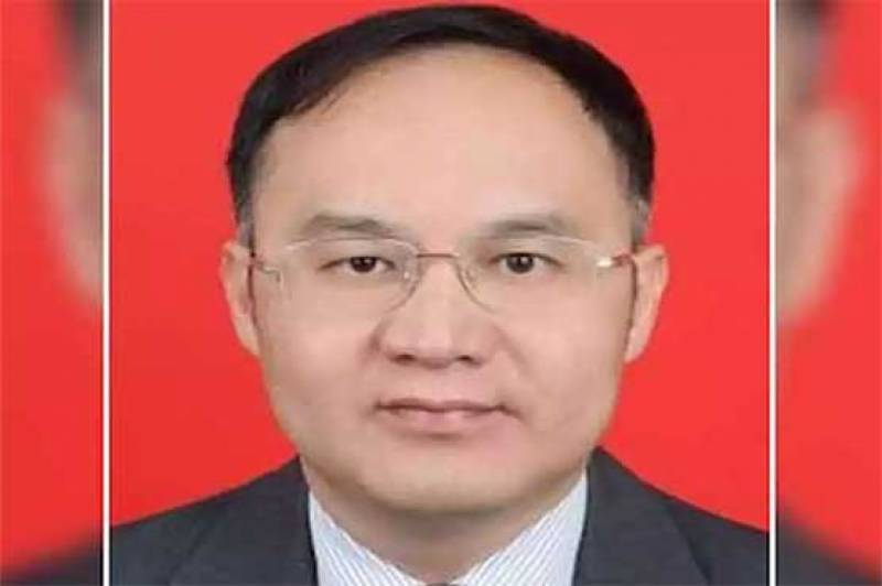 China names Nog Rong as new ambassador to Pakistan