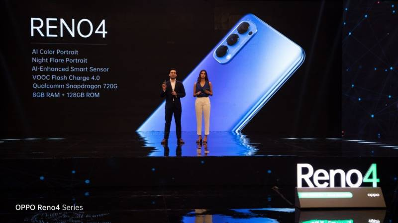 OPPO launches Reno 4 series, OPPO Enco W51 and OPPO Watch in Pakistan, Price, Specifications