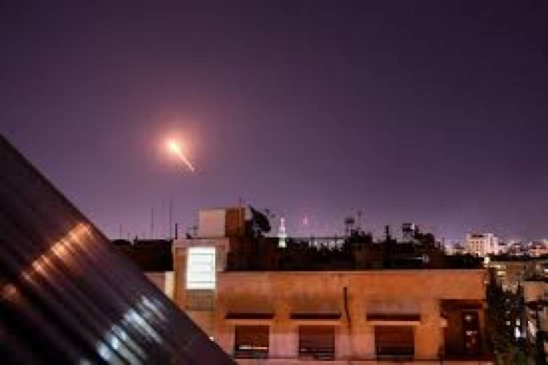 Syrian air defence intercepts Israeli missiles targeting Aleppo