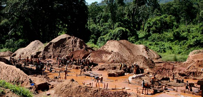 At least 50 dead as rock slide at gold mine in DR Congo