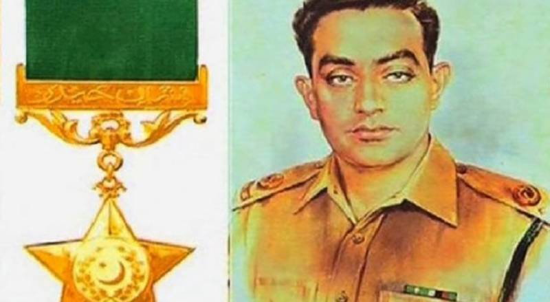 Pakistan observes 55th martyrdom anniversary of war hero Major Aziz Bhatti today