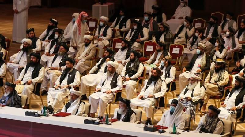 Afghan Govt calls for ceasefire with Taliban in Doha peace talks