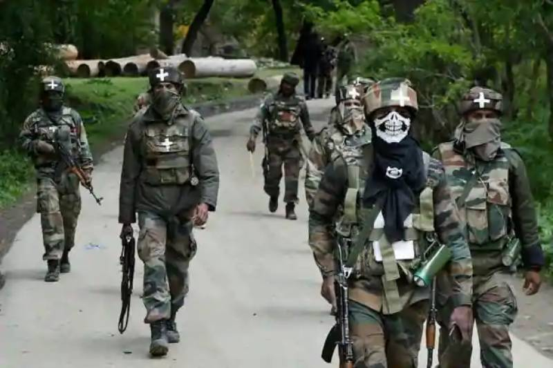 India launches massive military operations in occupied Kashmir