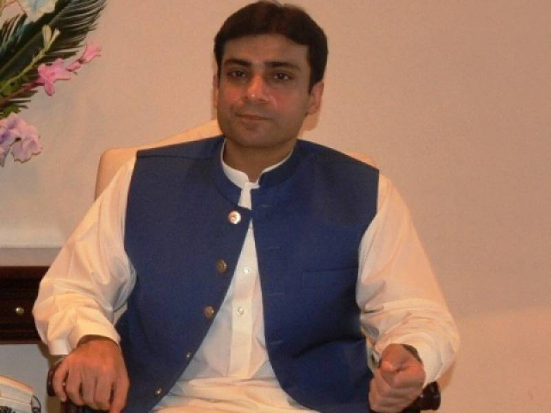 PML-N's Hamza Shahbaz tests positive for coronavirus