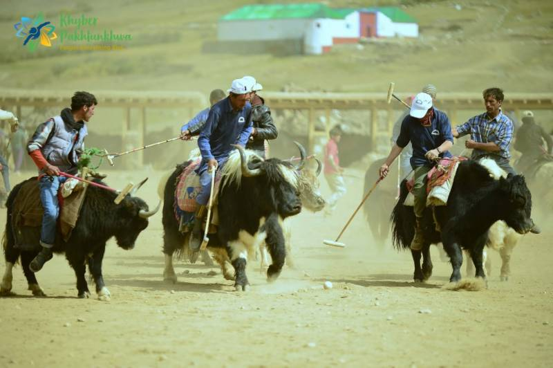 Chitral's famous Broghil Festival ends with traditional games