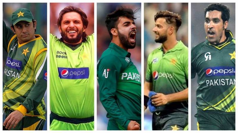 Pakistani bowlers dominate all-time ICC's T20I rankings