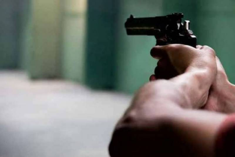 Two officers of Karachi Development Authority shot dead at office