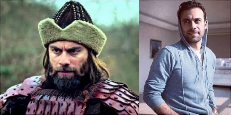 'Ertugrul' star Cavit Çetin Güner to arrive in Pakistan today