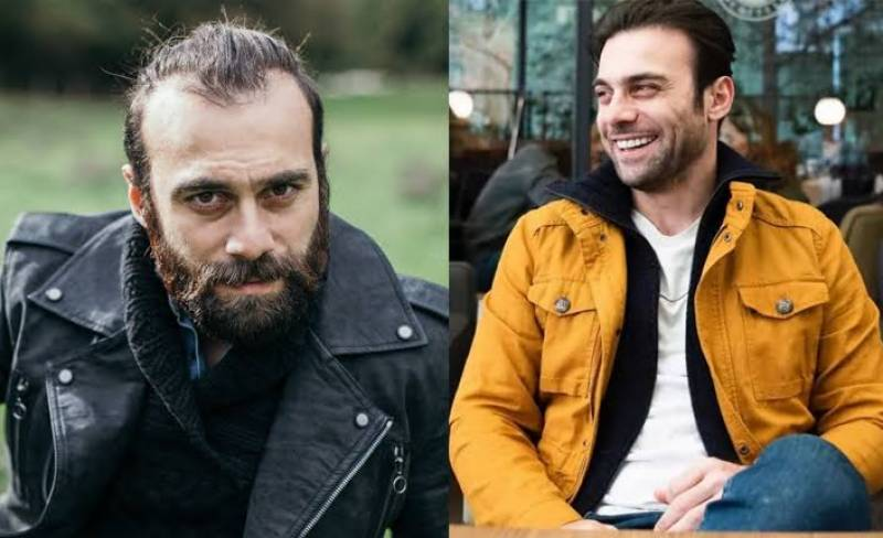 'Ertugrul' star Cavit Cetin Guner receives a warm welcome at Islamabad airport
