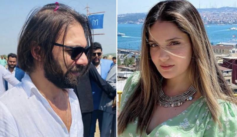 Armeena Rana Khan is not interested in meeting Turkish actor Cavit Cetin Guner