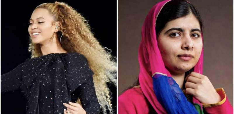 Malala Yousafzai, Beyoncé and others to feature in a film on global issues