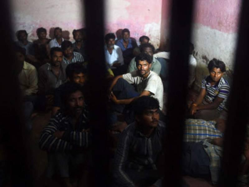 56 Indian fishermen for trespassing Pakistani waters