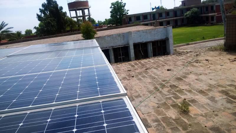 Punjab to convert 15,000 schools solar energy