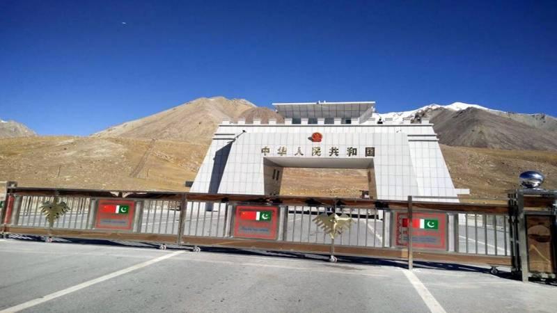 Khunjarab pass re- opened for Pak-China trade