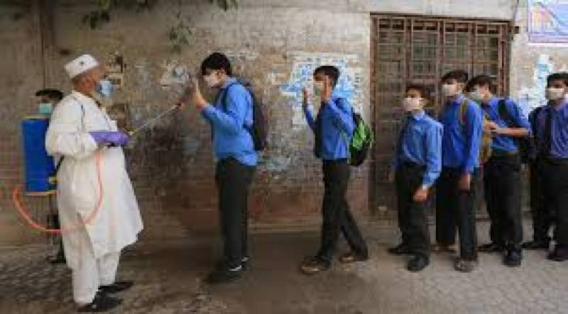 At least 32 students, two school staff members contract coronavirus in Punjab