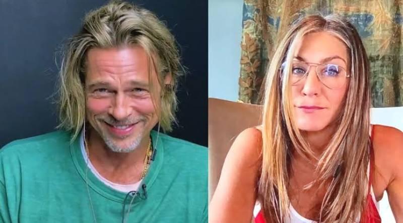 Brad Pitt, Jennifer Aniston reunite for a virtual reading of Fast Times at Ridgemont High