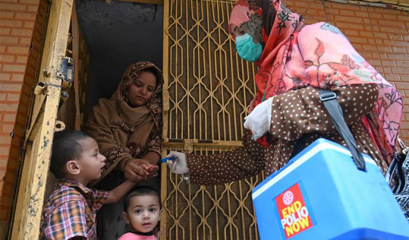 KP to start five-day anti-polio drive from September 21
