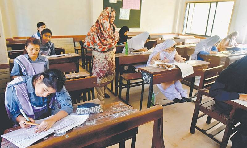 Punjab announces matriculation results 2020 today