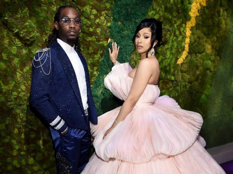Cardi B reveals the reason she filed for divorce from Offset