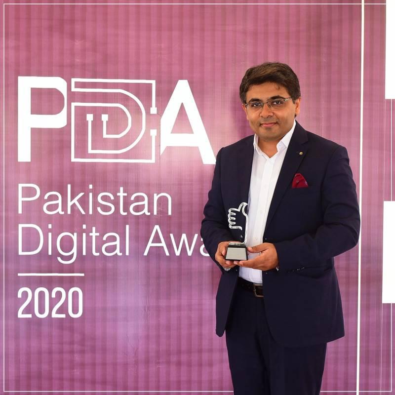 Brand Spectrum wins Best Social Media Campaign recognition at Pakistan Digital Awards 2020