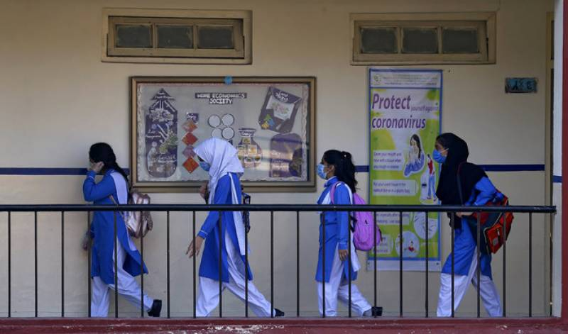 NCOC allows reopening of middle schools under strict SOPs from tomorrow