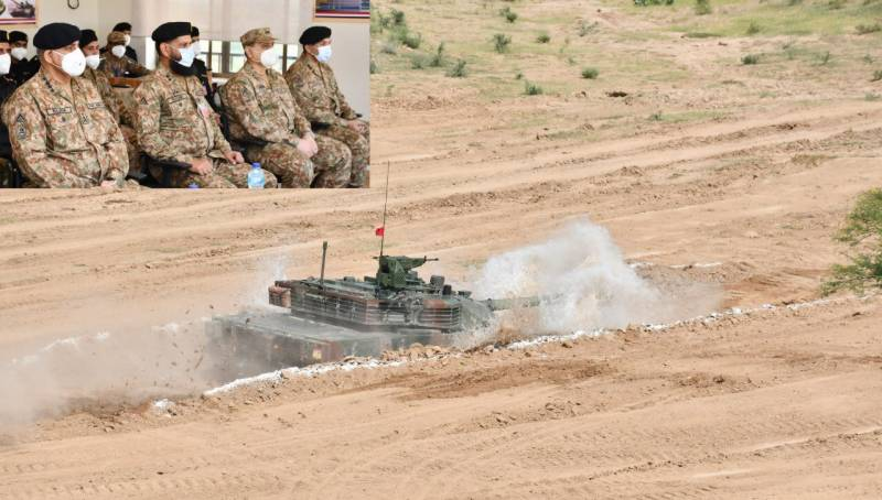 Pakistan Army inducts powerful VT-4 tanks with ultra-modern technology