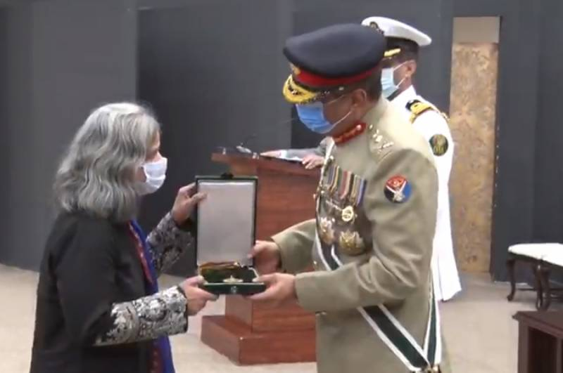 'You are our heroes': CJCSC Gen Nadeem confers civil awards on eminent scientists, engineers